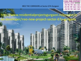 Ireo New Project at Sector 67A Gurgaon