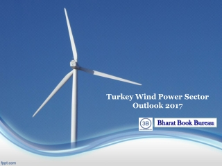 Turkey Wind Power Sector Outlook 2017