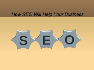 How seo will help a Business to Grow