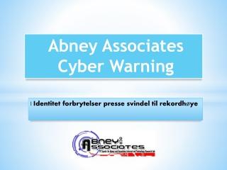 Abney Associates Cyber Warning