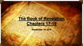 Chapter 17 Words, Terms and People to Know