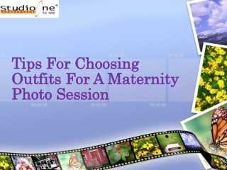 Tips For Choosing Outfits For A Maternity Photo Session