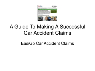 car accident claims http://easigo.co.uk/
