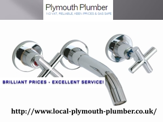 Profetional plumbing and heating service in the Plymouth area