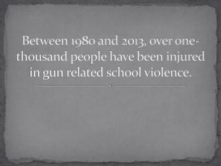 Violence  Mental Illness