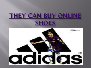 Buy Online Shoes