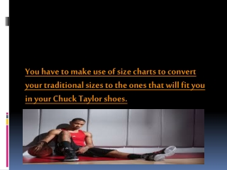 Taylor Size Conversion Chart