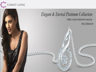 Caratlane Presents Largest Collection of Diamond Jewelry
