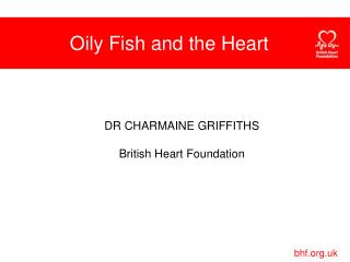 Oily Fish and the Heart