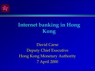 Internet banking in Hong Kong