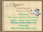 English II