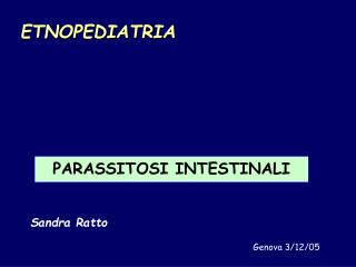ETNOPEDIATRIA