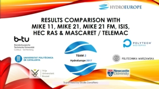 HEC-RAS for Managers