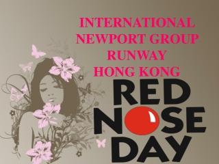 international newport group runway hong kong , DAVID GANDY L