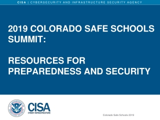 Partnering with Law Enforcement for Improved School Safety