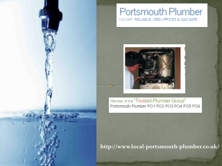 plumber portsmouth, plumbers in portsmouth