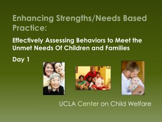 UCLA Center on Child Welfare