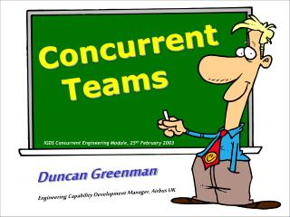 Concurrent   Teams