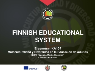 VOCATIONAL EDUCATION AND TRAINING IN FINNISH EDUCATIONAL SYSTEM