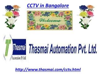 CCTV in Bangalore