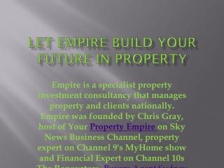 Buyers Agent Sydney   Your Empire property portfolio management