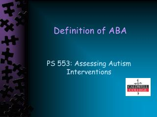 Definition of ABA