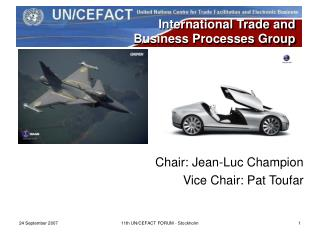 International Trade and  Business Processes Group
