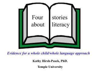 Four      stories   about     literacy