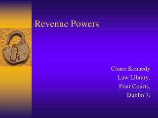 Revenue Powers
