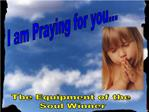 I am Praying for you...