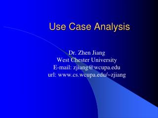 cases analysis Often, as part of your course requirements, you will need to present your instructor with a written case analysis this may be an individual or a group report.