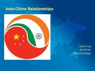 Indo-China Relationships
