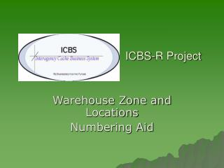 ICBS-R Project