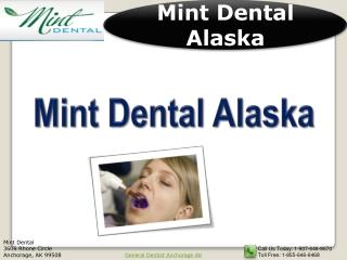 Cosmetic Dentistry in Anchorage Alaska