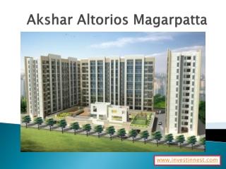 Akshar Altorios Magarpatta