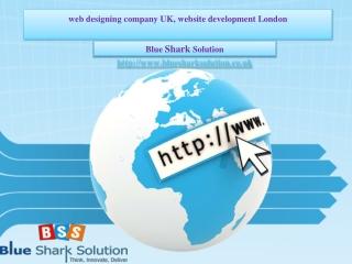 Web Development, Web Design & SEO Company UK London