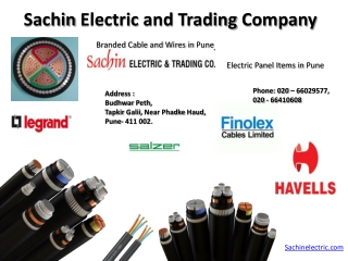 Sachin Electric and Trading Company