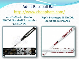 Adult Baseball Bats   Baseball Bats