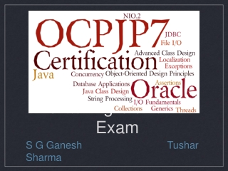 Cracking the OCPJP 7 exam