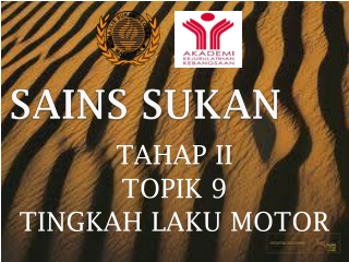 motor learning tahap 2