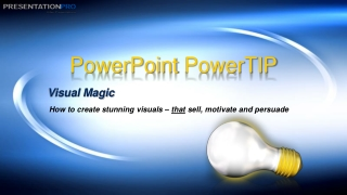 PowerPoint Visual Magic