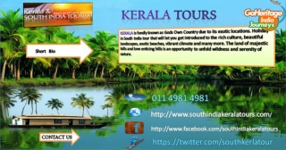 South India Kerala Tours
