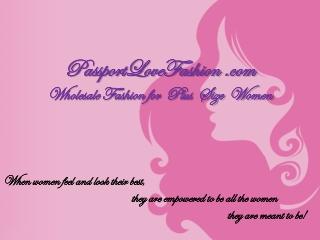 Wholesale Plus Size Fashion - Pthalo Inc.