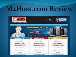M2Host.com Review