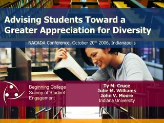 Advising Students Toward a Greater Appreciation for Diversity