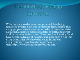 bestbackupsoftwares