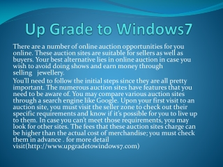 upgradetowindows7
