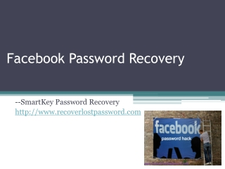 How to Hack Facebook Password