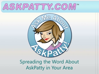 Ask Me About AskPatty