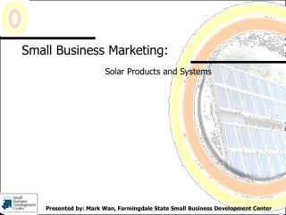 Small Business Marketing: